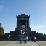 Monument on Avala mountain