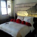 La chambre 204