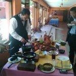 Restaurant Tlacaelel