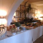 buffet all'interno