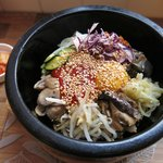 The perfect Bibimbap!