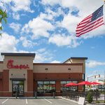 It's a beautiful day at Chick-fil-A!