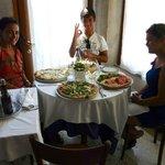 Lunch at Acqua Pazza in Venice - Bellissima!