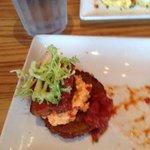 Fried tomato, so good