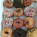 Fractured Prune donuts!