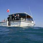 Island Venture boat.