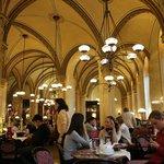 Cafe Central Hall