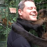 The Spider Monkeys are very affectionate!