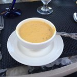 Dreamy pumpkin soup