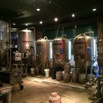 Onsite brewery
