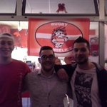Rugby monselice (andrea, capo ultras, Tommaso)