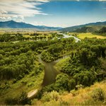 Above The Snake River