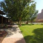 cabins and colorado river
