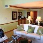 beautiful presidental suite.