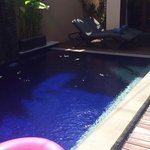 The skinnydipping pool haha!
