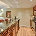 Hotel Residences Kitchen