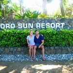 Koro Sun entrance