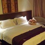 Hotelzimmer - Bett