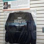 Autographed Paul McCartney tour jacket at UBC (not for sale)