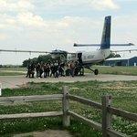 Personal pic loading plane