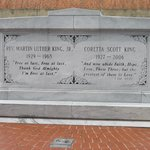 Martin Luther King Jr's Tomb - Atlanta