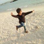 Sand is kids best friend