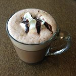 Delicious Mochaccino Coffee, San Vito Coffee House  |  2293 Portage Avenue, Winnipeg, Manitoba,