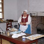 Kitchen in the Governor's palace