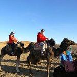 Camel trek at Erg Chebbi