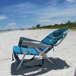 Beach Chair to borrow