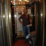 лифт Hotel Bristol Vienna