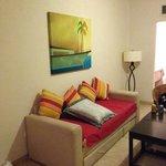 Sofa from Junior Suite Room