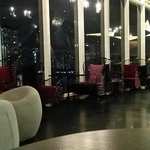 Chill at the lobby