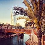 Iconic views from Al Qasr hotel