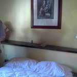 La micro-habitación de 2mil pesos la noche.