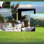 Dawaipani-Tranquility in Indian Himalayas.
