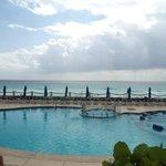 la vista suprema al caribe mexicano