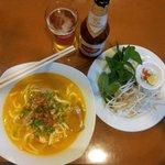 Suppe mit Bier