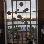 hall d'ingresso Hilton Praga