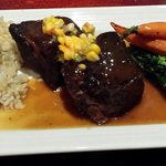 The 5 spice short ribs.   YUM!