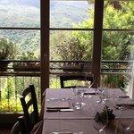 La vista spettacolare sulla Val Graveglia