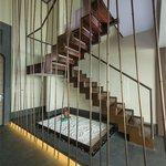 Infinity suite stairway