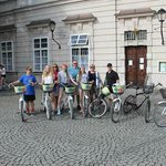 Our Group on the Sound of Music / City Tour