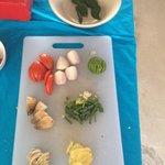 La soupe: préparation