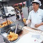 Random food stall