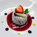 Einfach himmlisch das war unser Dessert.