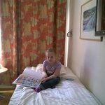 Нижняя кровать