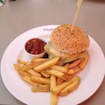 HNY Burger