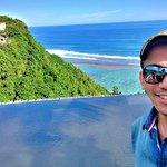 the beach, wow!!
