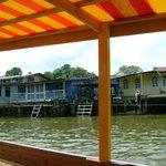 The Kampong Ayer life - 1
